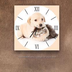 настенные часы в детскую
