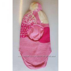 Теплая зимняя шапка - шлем Lenne шерсть Paula Saya Jodal шерстяная