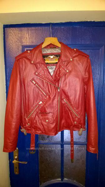 Куртка кожаная косуха HARLEY-DAVIDSON p. XL состояние новой