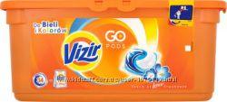 Капсули для прання VIZIR  38шт