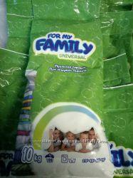 Стиральный порошок For my Family 10 кг