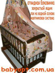 Акция Всё для сна Кроватка Люкс постель 8элматрас