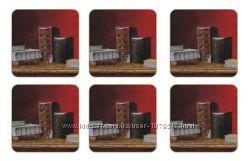 Набор пробковых костеров 6 шт Seagull Studios Германия
