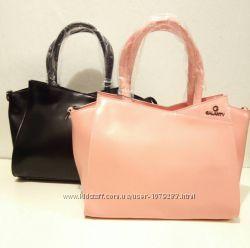 Женская кожаная сумка в 2-х цветах
