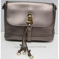 Женская сумка кросс-боди в 3-х цветах