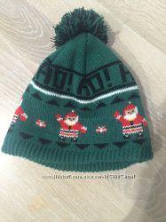 шапочки зимові