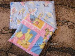 Синтепоновые подушечки для новорожденных