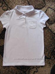 Белая футболка Back Tu School