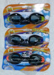 Очки, маски, шапочки, аксесуары для плаванья детские и взрослые