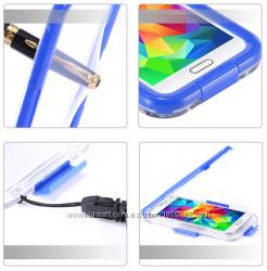 Водонепроницаемый защитный чехол для Samsung S3, S4, S5 i9300, i9500, i9600