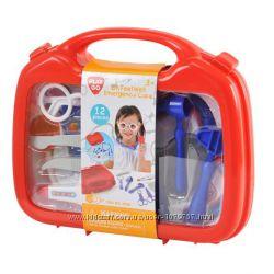 Игровой набор Скорая помощь PlayGo маленький доктор
