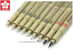 Sakura Pigma Micron Pen Liner Лайнер Линер Ручка Рапидограф Лінер