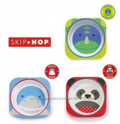 Глубокая тарелка миска для супа Skip Hop