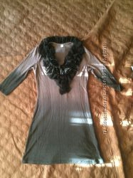 Стильное платье Hermes