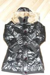 Курточка с капюшоном 36 размер на девочку подростка или на худенькую маму