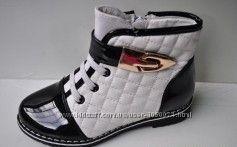 Деми ботинки на девочку р. 27-32