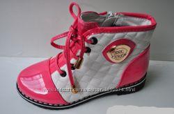 Ботинки на девочку р. 27-32