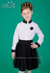 Оригинальная школьная юбка