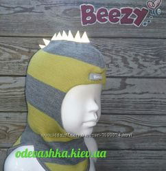Шапка-шлем р. 0 для новорожденных ТМ Beezy