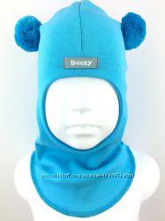 Шапка-шлем деми облегченная на мальчика от ТМ Beezy