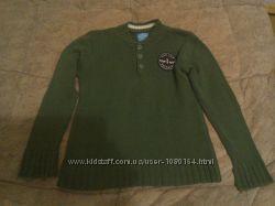 свитерок GloriaJeans, зеленый