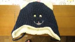 Комплект шапочка шарфик