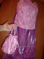 платье-костюм  праздничный