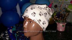 шапки для дітей та матусь