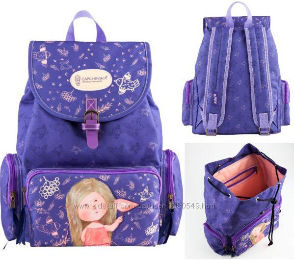 Молодежный женский рюкзак от Гапчинской, GAPCHINSKA
