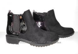 Демисезонные ботинки, женские.
