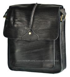 Мужская сумка Bally из натуральной кожи через плечо
