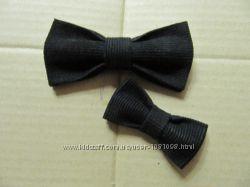 бабочка черная галстук