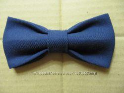 бабочка синяя  галстук