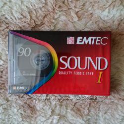 Аудиокассеты новые EMTEC Магнітофонна касета