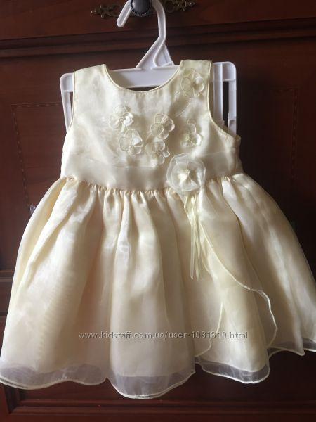 Платье, платьице 0-6 мес сукня, платячко, плаття, сарафан