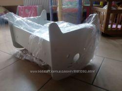 Кроватка для кукол Hello Kitty, Сладкий сон, Анютка