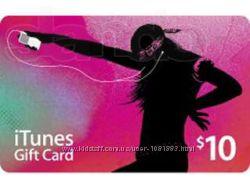 ITunes Gift Card USA 10