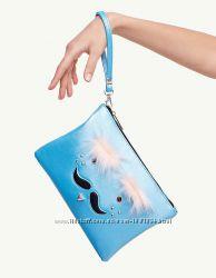 Клатч Stradivarius Усы - женская сумочка - кошелек, сумочки женские Акция