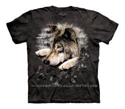 3D футболка для мальчика Mountain р. M 5-6 и L11-12 лет футболки детские 3д