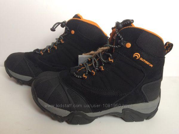 Зимние ботинки для мальчиков и подростков Outventure Crater размер 33-34