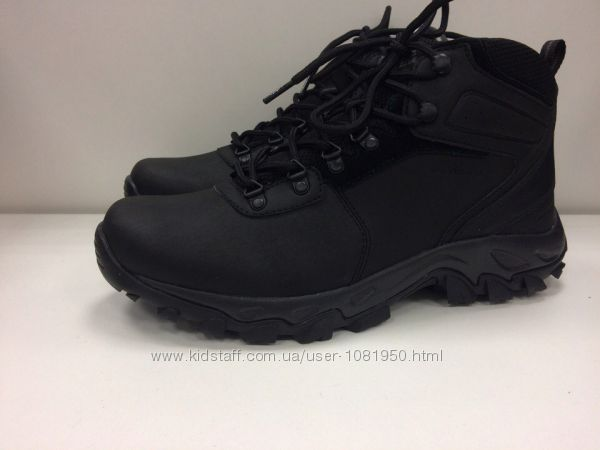 Ботинки мужские Columbia Newton Ridge Plus Ii размеры 40-46