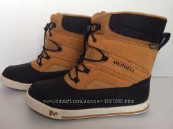 Детские утеплённые ботинки  Merrell Ml-Boys Snow Bank 2. 0 Wtrpf