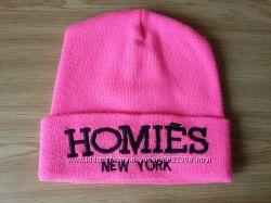 Новая модная шапка