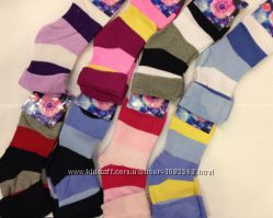 Теплые махровые женские носки с начесом