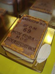 Торт книга на заказ, Киев, Позняки