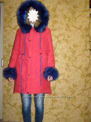 Демисезонная куртка новая 48 размер