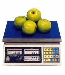 Весы торговые электронные. Сертифицированы