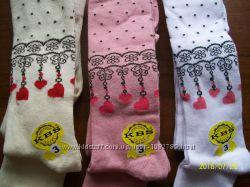 новинки прекрасных колгот для девчонок от тм KBS пр-во Турция