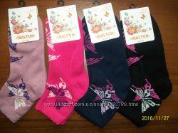 Махровые женские носочки тм. Inaltun пр-во Турция