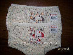 замечательного качества трусы-шорты  для девченок 2-3  года тм. Donella